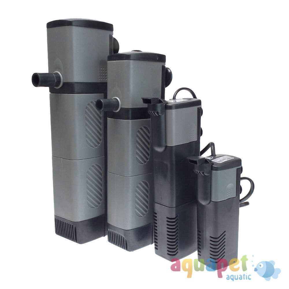 Atman submersible internal filters suitable for fresh or for Internal fish tank filter