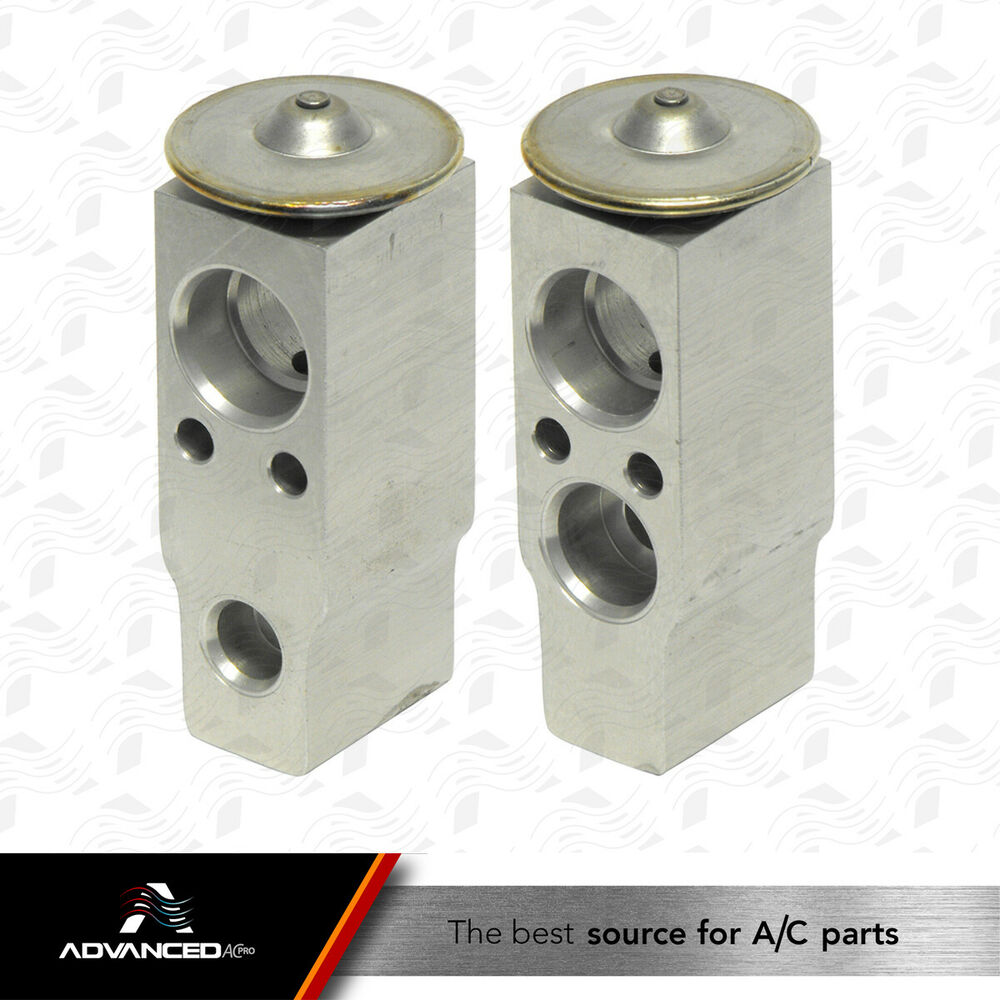 new ac a c expansion valve h block type fits 2005. Black Bedroom Furniture Sets. Home Design Ideas