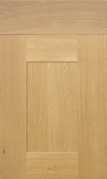 Broadoak Natural Shaker Style Kitchen Traditional Replacement Doors And Draw