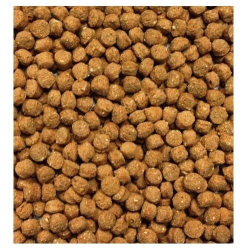 1kg premium sinking health koi fish food medium pellets for Fish food pellets