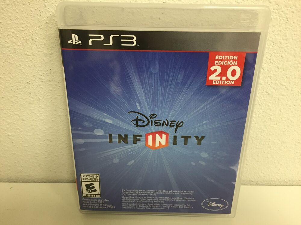 Games For Ps3 Only : Disney infinity playstation ps game only marvel