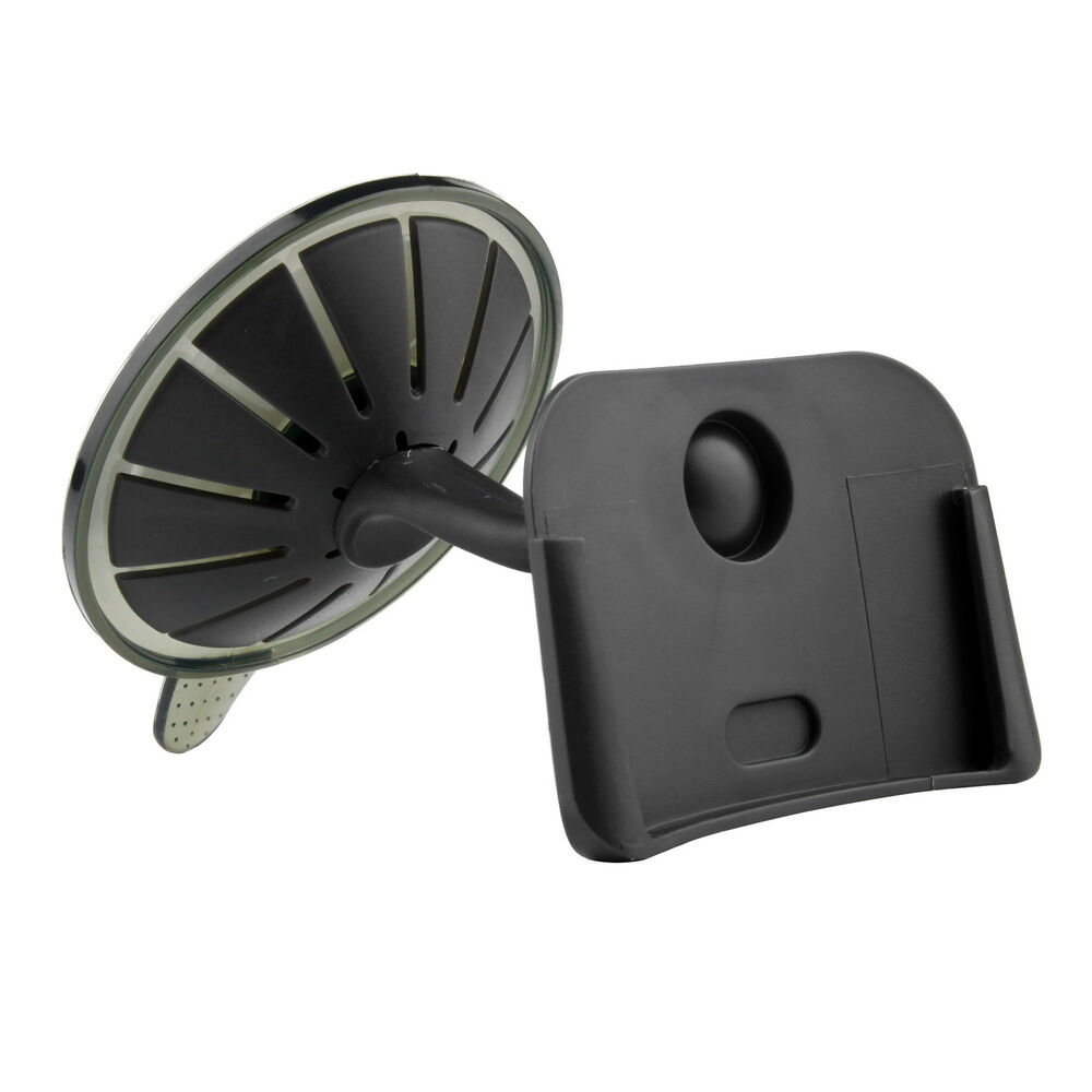 car windshield mount holder suction cup bracket clip fo. Black Bedroom Furniture Sets. Home Design Ideas