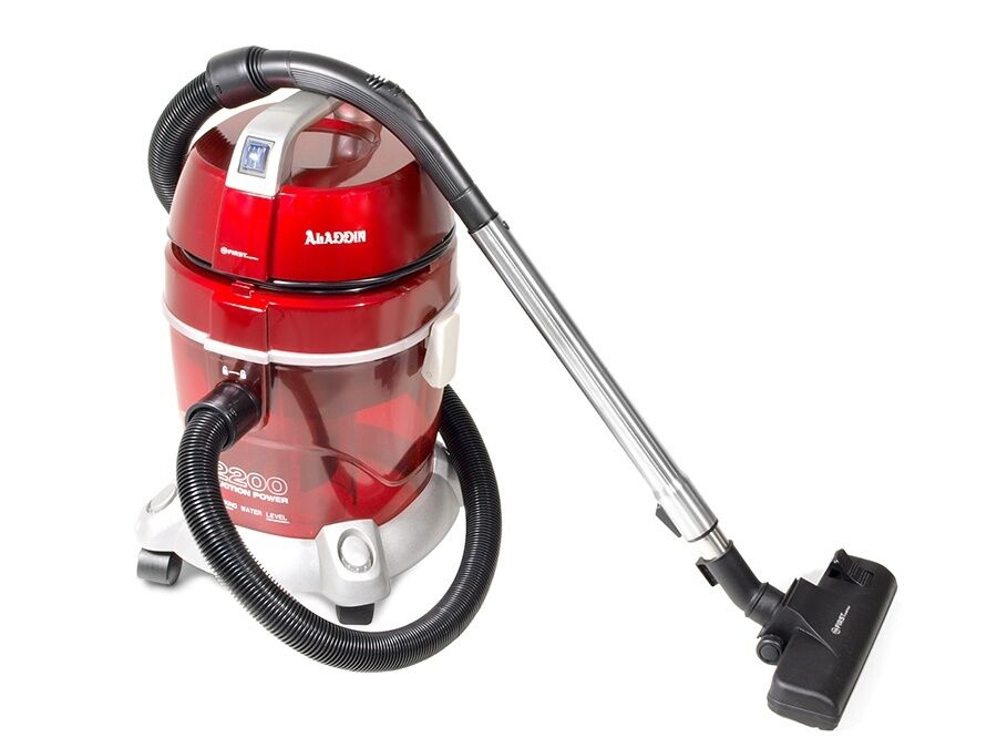 Anti Alergic Vacuum Cleaner With Water Filter Filtration