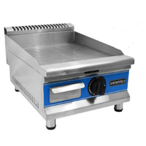 Commercial Griddles For Restaurants ~ Uniworld quot stainless steel natural gas griddle kitchen