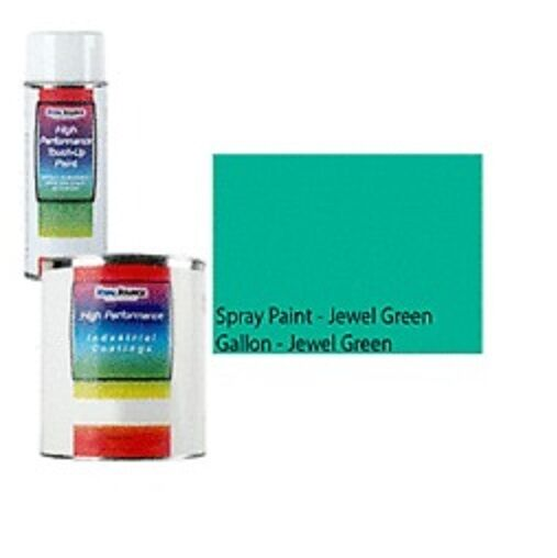 Mitsubishi forklift spray paint jewel green ebay for How does spray paint work