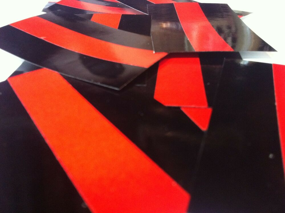 Thin Red Line Firefighter Decals Choose Size Amp Quantity