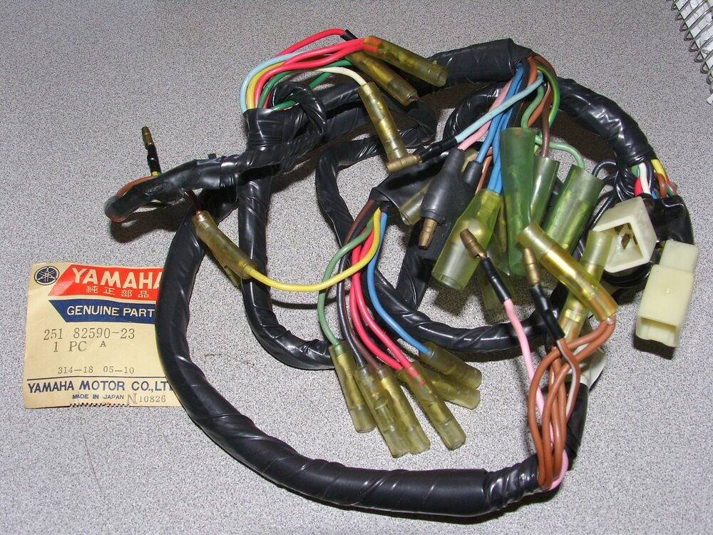 Yamaha ct wiring diagram at