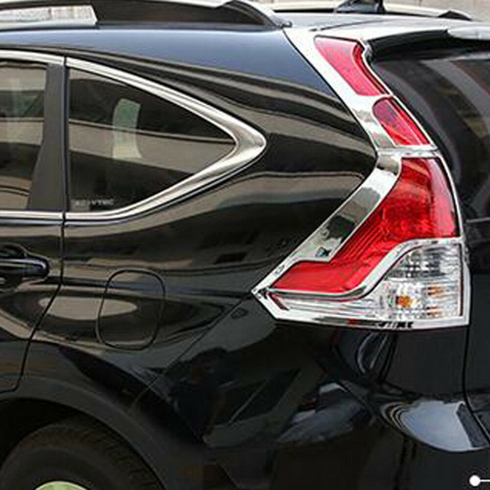 how to change crv tail light