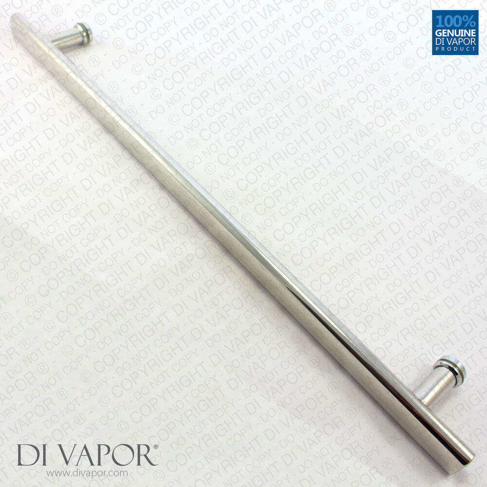 500mm large shower door handle towel rail 50cm hole to Replacement shower handles