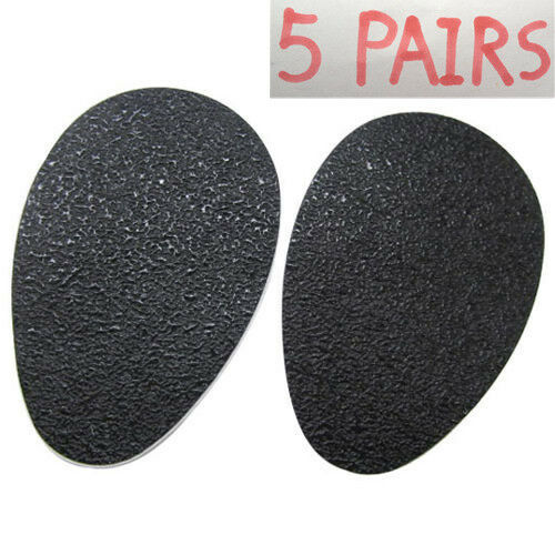 self adhesive anti slip stick on shoe grip pads non slip