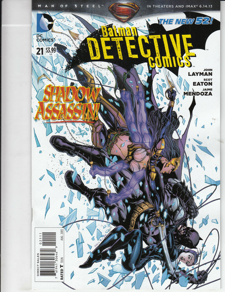 detective comics 21 scott eaton art amp cover the new