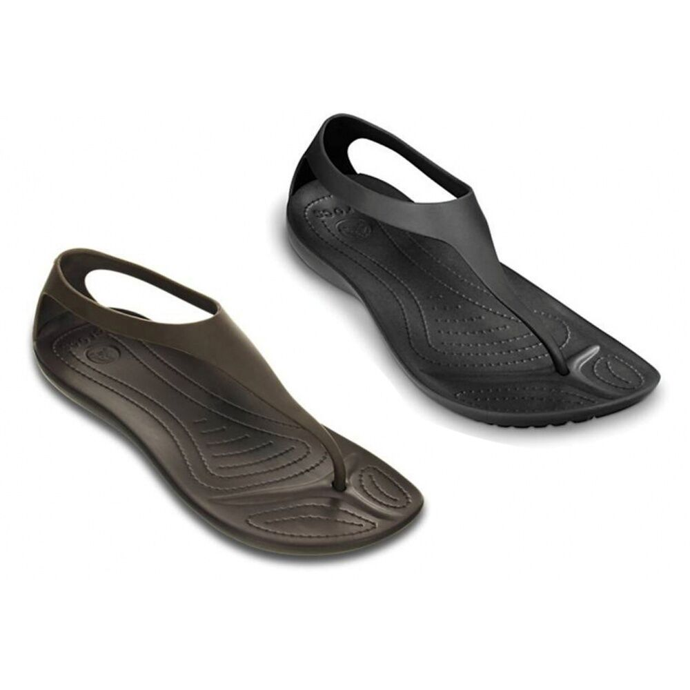 Crocs Sexi Flip Womens Sandal All Sizes In Various Colours