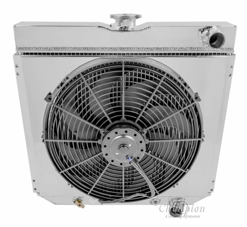 201009052215 also 1962 1963 1964 1965 Ford Falcon Aluminum Radiator Fan together with 162065311359 in addition 121569001999 additionally . on 1964 galaxie fan shroud