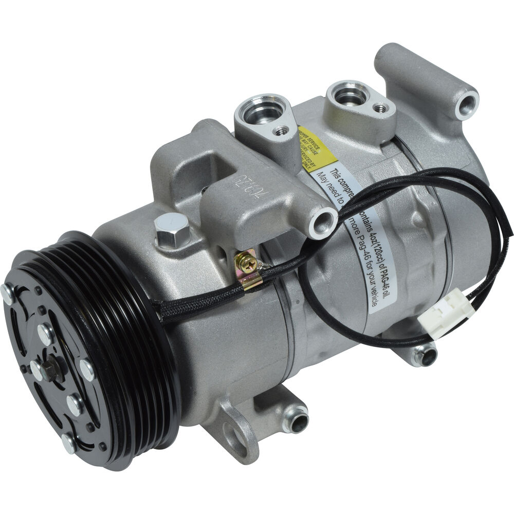 Gowe Air Conditioning Compressor For Car Mazda Cx 7 All: New AC A/C Compressor Fits: 2004 2005 2006 2007 2008 2009