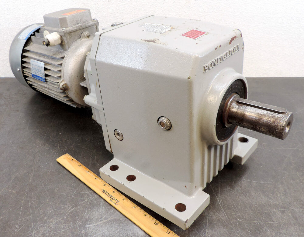 bonfiglioli 8e56120015 m536945 electric motor gear box