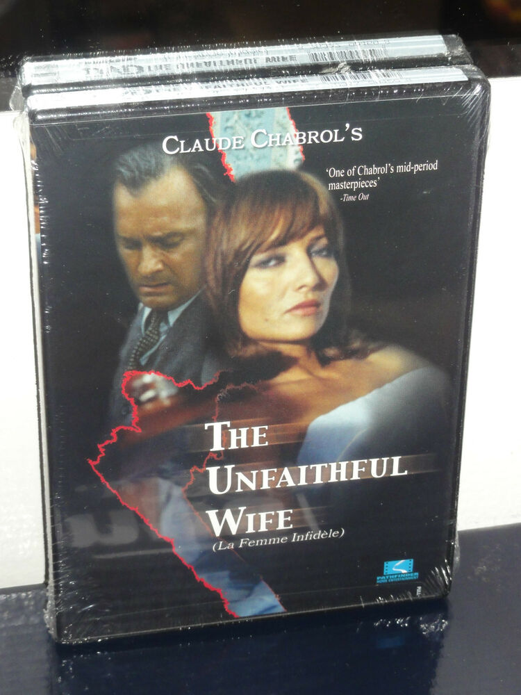 the unfaithful wife la femme infidele dvd claude chabrol stephane audran 825307904598 ebay. Black Bedroom Furniture Sets. Home Design Ideas
