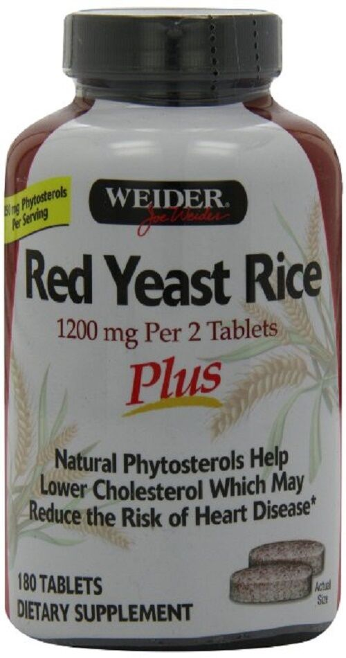 What is red yeast rice for