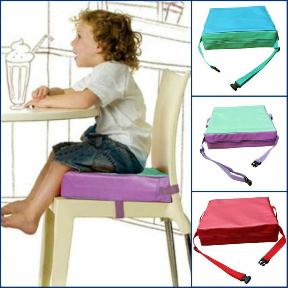 New Child Big Kids Portable Chair Booster Seat Cushion  : s l1000 from www.ebay.co.uk size 1000 x 1000 jpeg 123kB