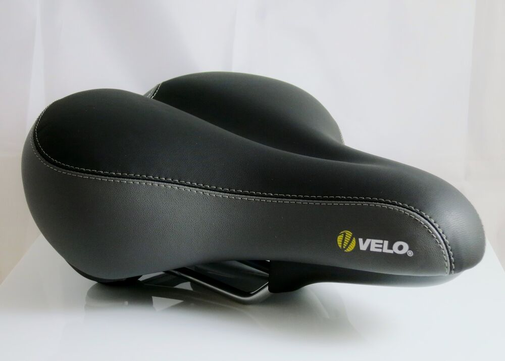 Bike Cycle Bicycle Extra Comfort Gel Pad Cushion Cover For Saddle Seat