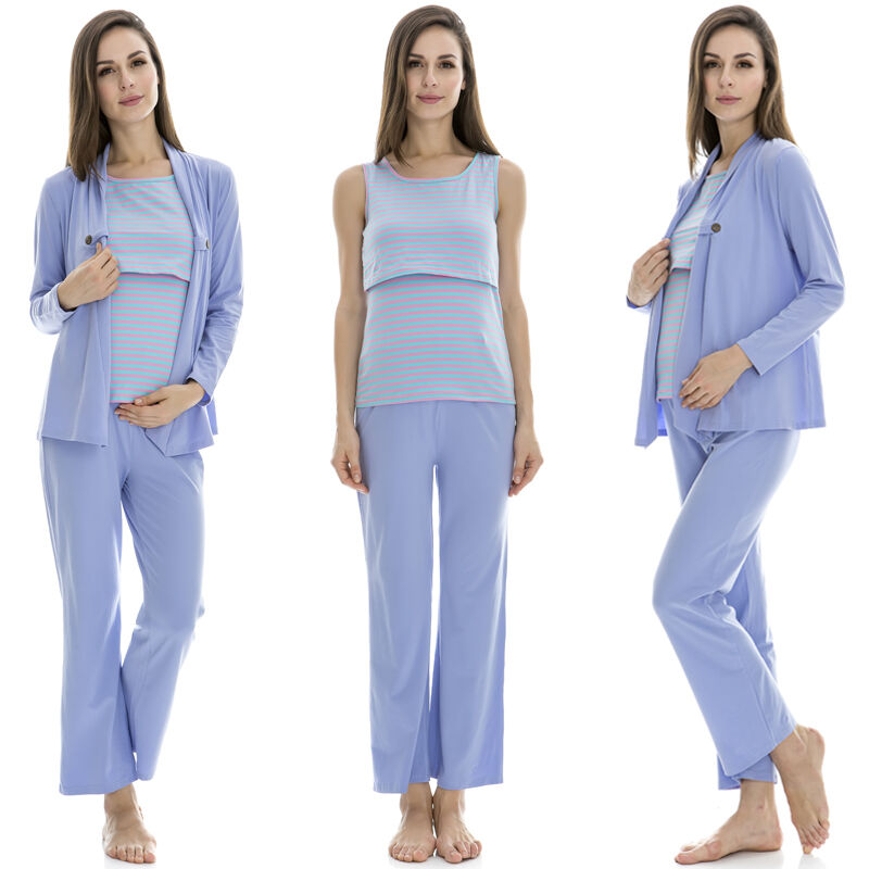 Shop for Maternity Sleepwear in Maternity. Buy products such as Maternity 2-Piece Nursing Chemise and Robe Set - Available in Plus Size at Walmart and save.