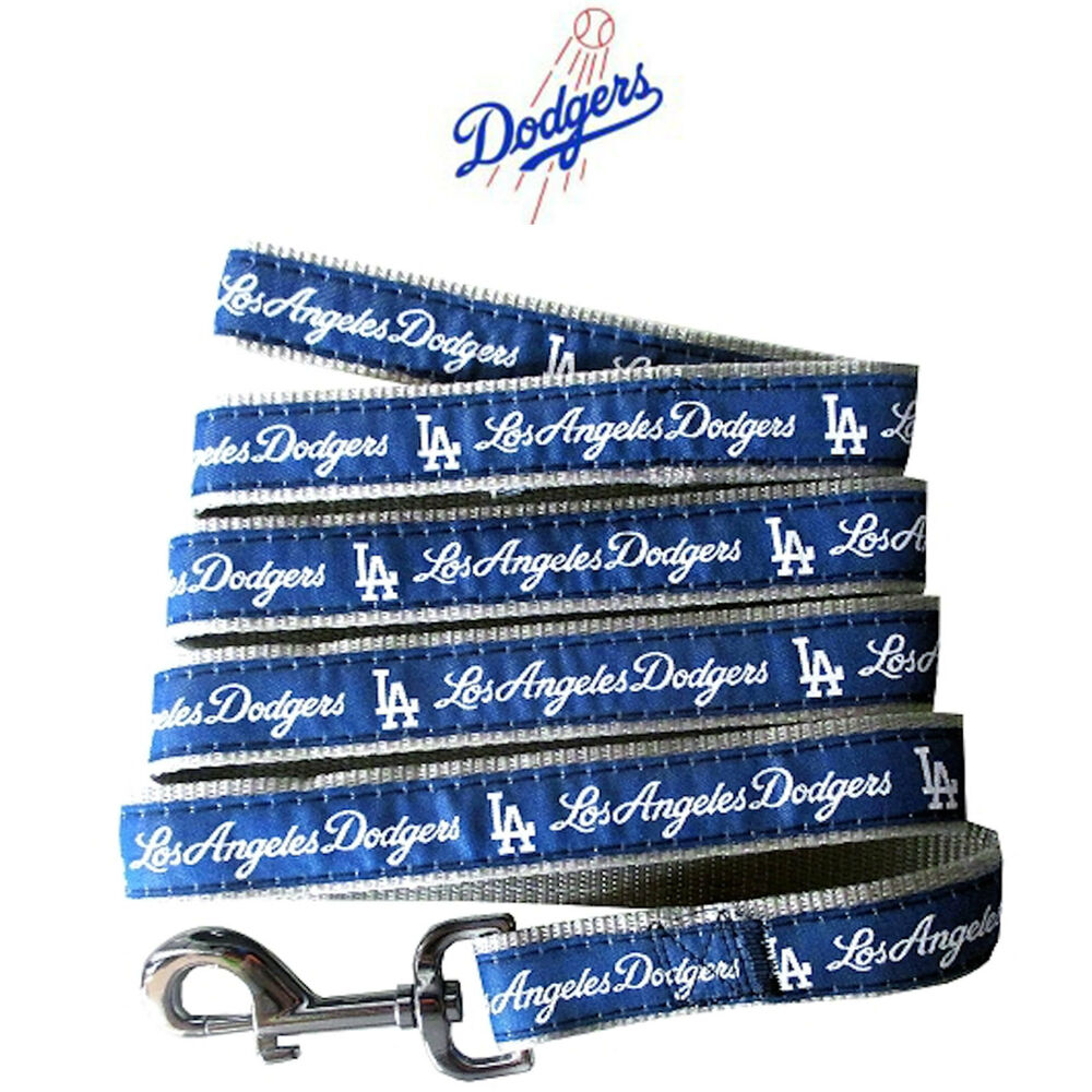 Details about MLB Pet Fan Gear LOS ANGELES DODGERS Leash Leashes for Dog Dog  Dogs Puppy e7916157457