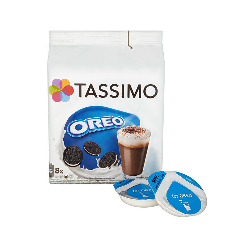 tassimo t discs oreo pods ebay. Black Bedroom Furniture Sets. Home Design Ideas
