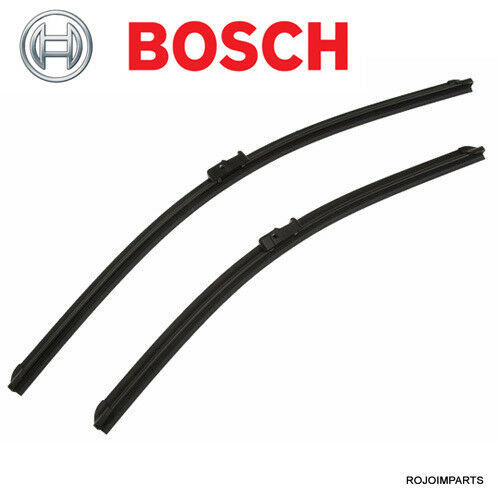Mercedes glk350 wiper blade set 18 22 bosch oem for Mercedes benz c300 wiper blades