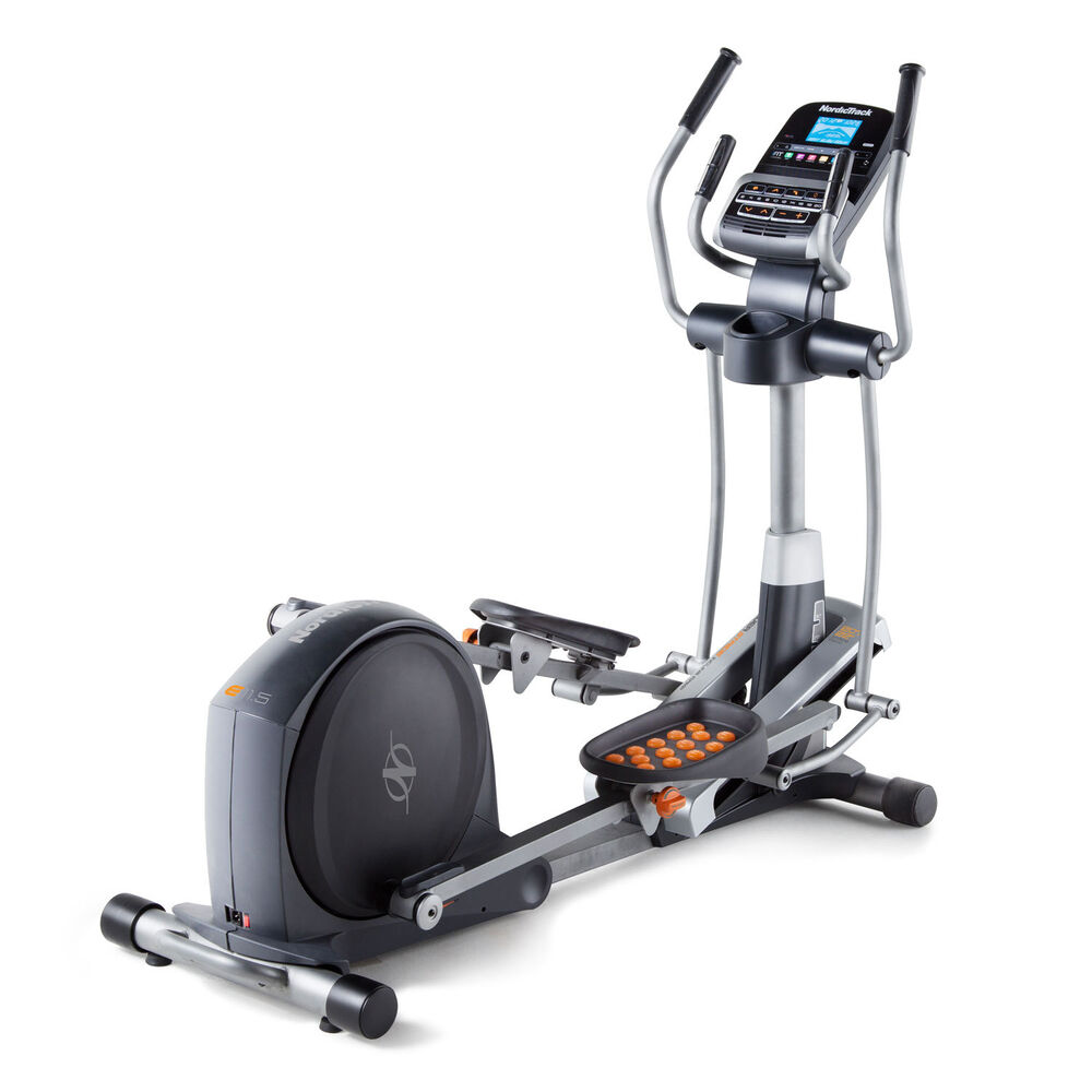 NordicTrack E11.5 Foldaway Elliptical Cross Trainer
