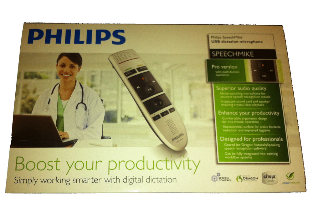 Philips speechmike driver
