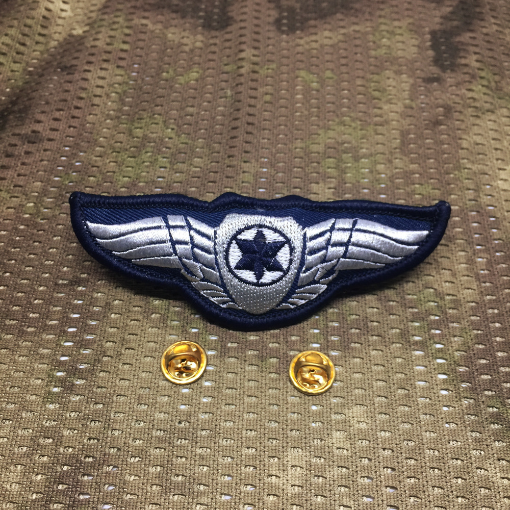 Command Pilot Badge, WWII Army design and currently Air Force regulation. During World War II, with the rise of the Army Air Forces, a second series of aviator badges Established: Second World War.
