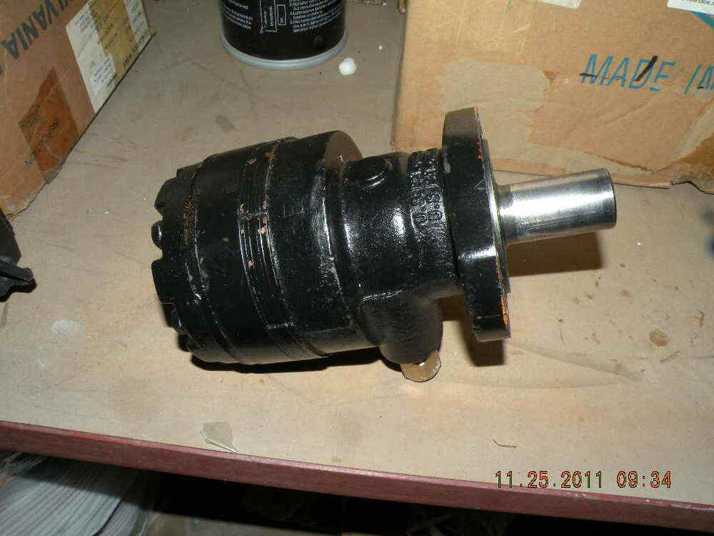 White Drive Products Re 500 Series Hydraulic Motor