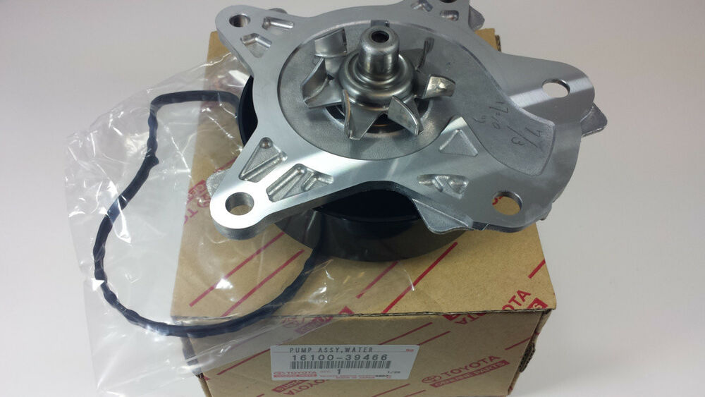 toyota oem 1610039466 engine water pump 16100