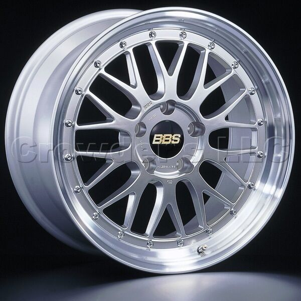 Bbs 17 X 9 Lm Car Wheel Rim 5 X 130 Part Lm136dspk Ebay