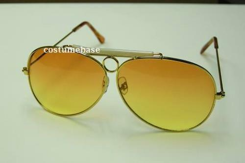 Glasses Frames Las Vegas : Fear and Loathing Orange Amber Tinted Lens Sunglasses ...