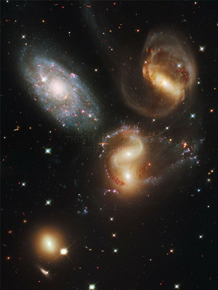 galaxies in the universe poster - photo #3