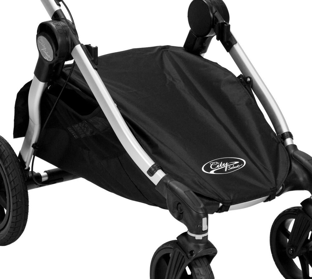 Baby Jogger Rain Canopy For City Select Under Seat Basket