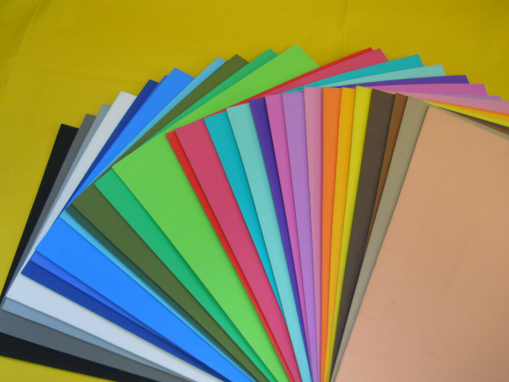 6pcs 2mm 9 x12 craft foam sheets pick colors default is for Red craft foam sheets