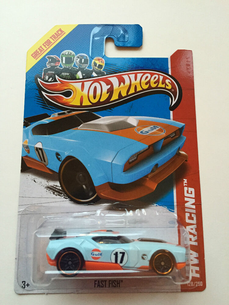 2013 hot wheels treasure hunt fast fish ebay
