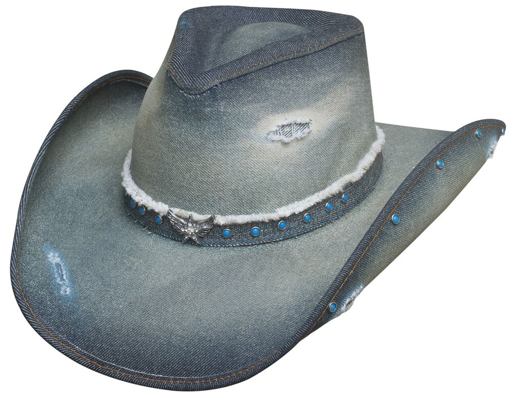 how to pack a cowboy hat