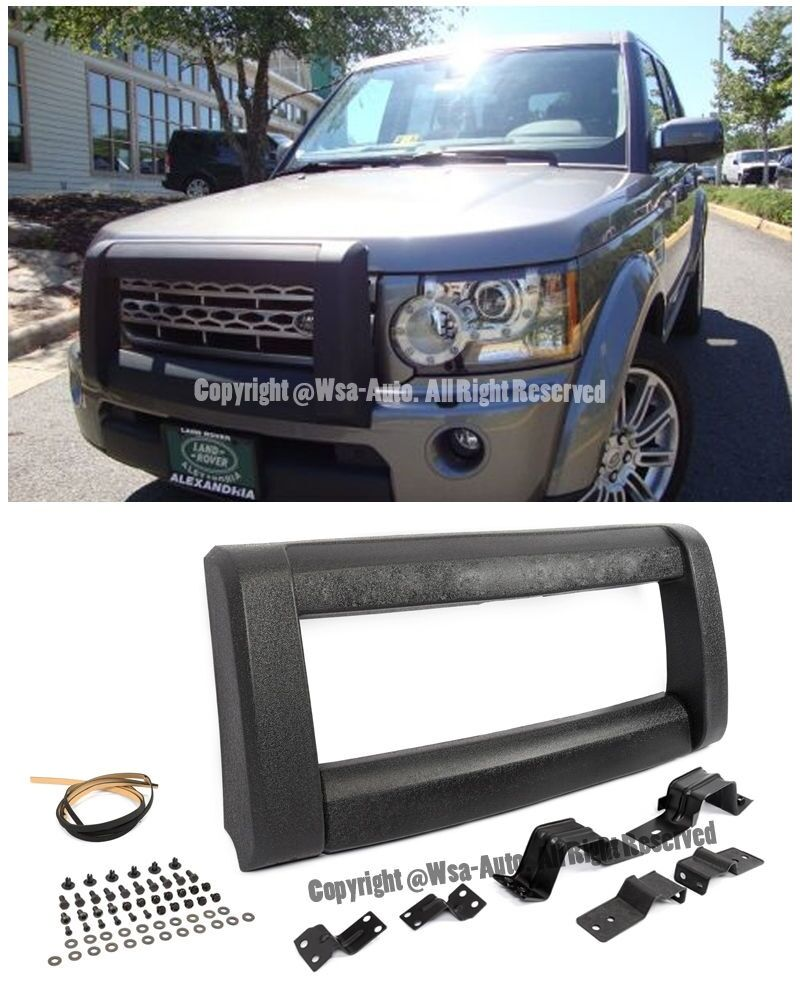 For 10 Up Land Rover Discovery Lr4 Front Bumper Protection