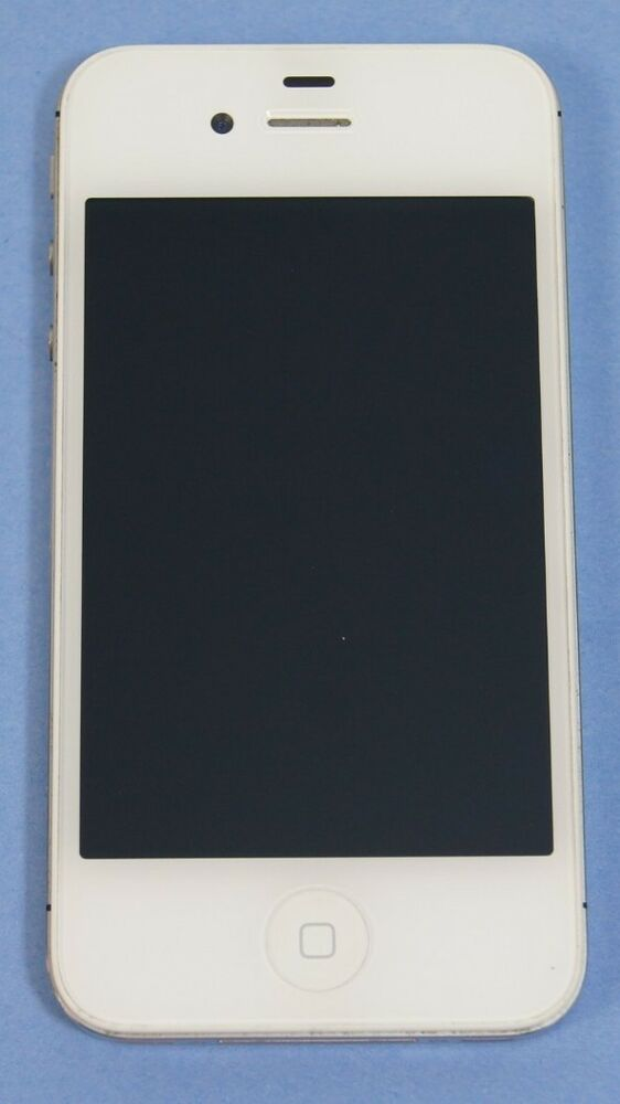 iphone model a1349 used apple iphone 4 8gb verizon white a1349 12043