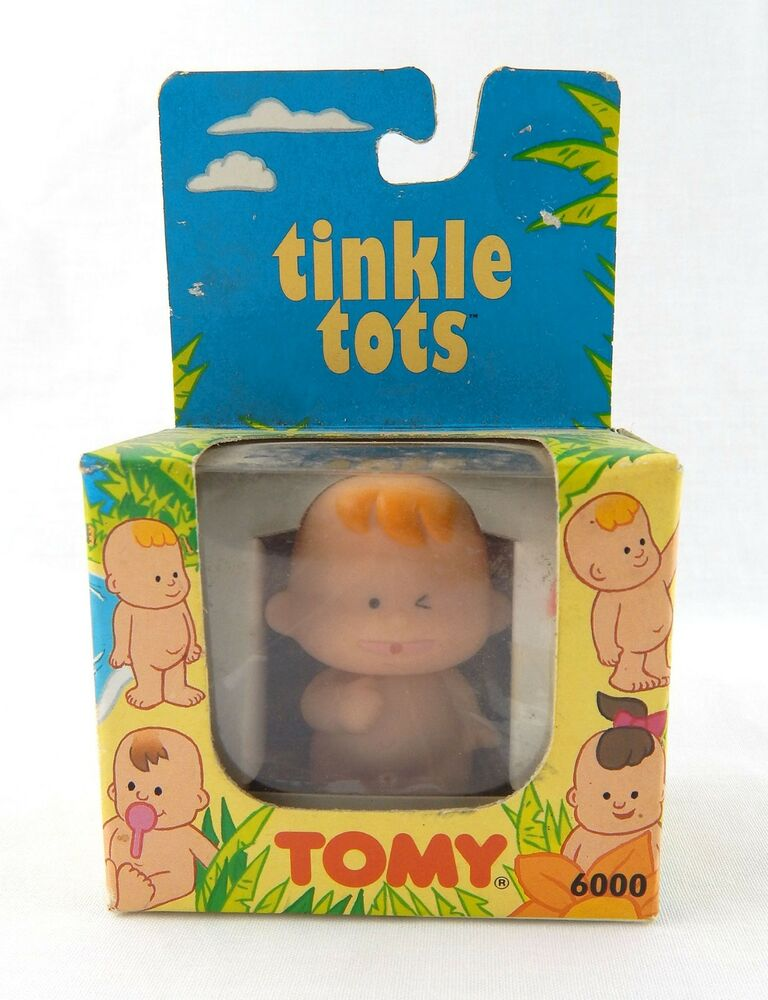 Toys Of Tots : Vintage tomy toys tinkle tots number tot still