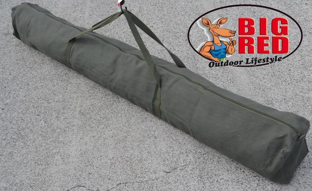 Tent Pole Bag Extra Long 1760mm Heavy Duty 14 Oz