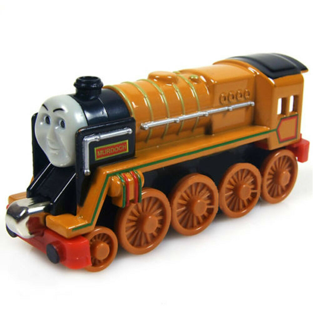 thomas friends murdoch magnetic metal toy train loose new in stock ebay. Black Bedroom Furniture Sets. Home Design Ideas