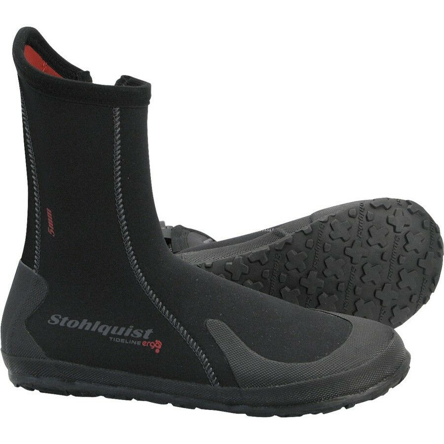 Stohlquist Tideline Mens Water Shoes With Zipper - NEW | EBay