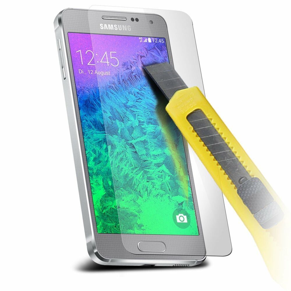 ... GENUINE TEMPERED GLASS SCREEN PROTECTOR FOR SAMSUNG GALAXY A5 | eBay