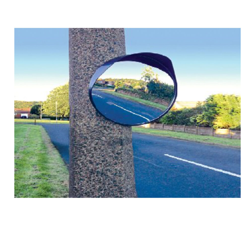 12 Quot Inch 30cm Traffic Shop Wide Angle Security Curved
