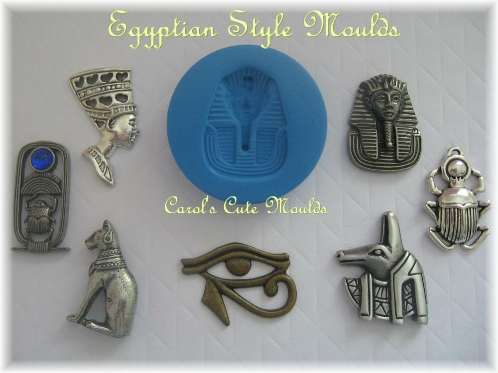 Egyptian Cake Molds