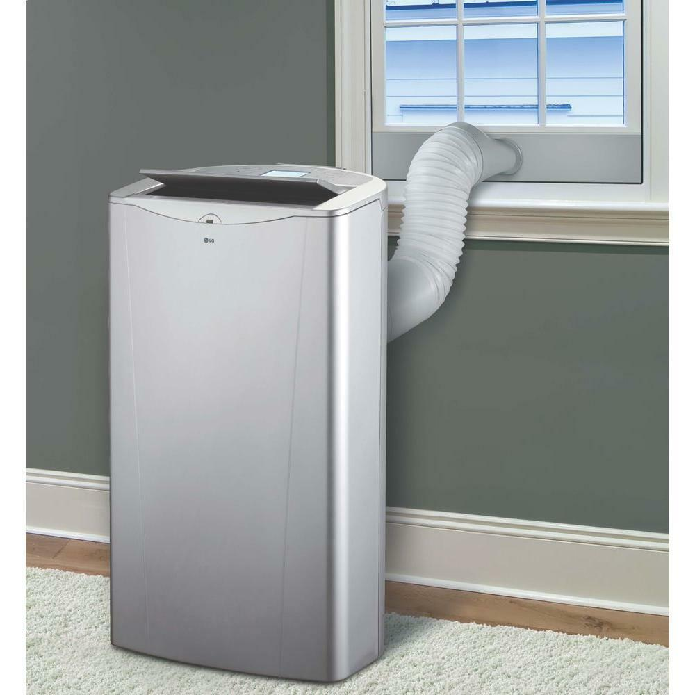 LG LP1415SHR 14,000 BTU Portable Air Conditioner with Heating Function, Remote 48231376594 | eBay