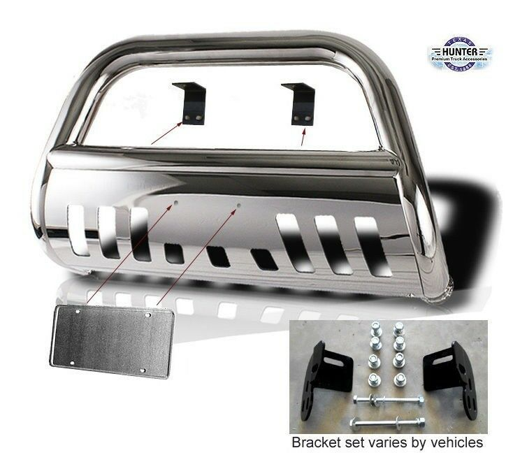 Ebay Bar: Fits 2004-2014 Nissan Titan Classic Bull Bar Stainless
